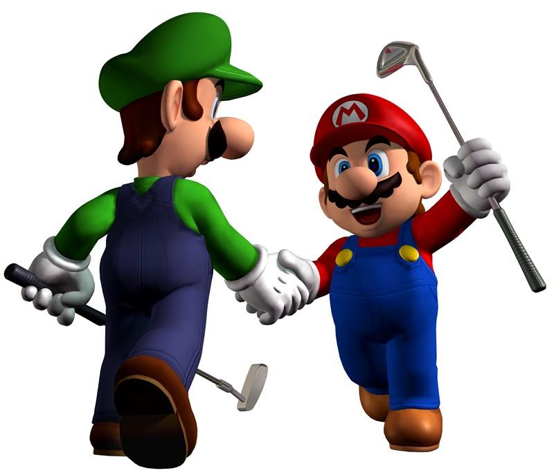 Mario and Luigy