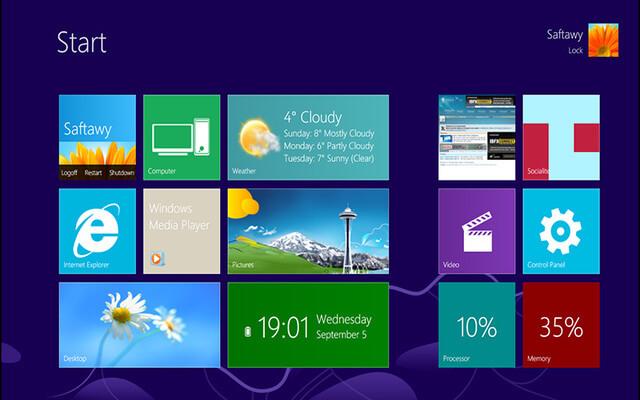 Metro - Transforma Windows 7 in Windows 8