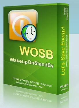 WakeupOnStandBy