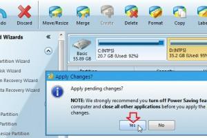 Program de modificat partiţii – MiniTool Partition Wizard